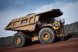 Camiones Mineros CAT