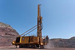Perforadora para Minería