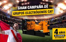 Grupos Electrógenos CAT