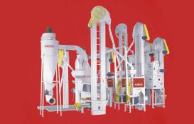 Equipos de molinería: Molinos