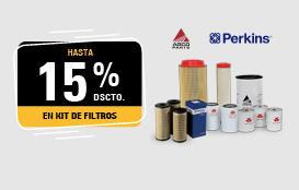 Kit de filtros Agco Parts y Perkins