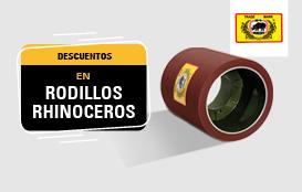 Rodillos marca Rhinoceros