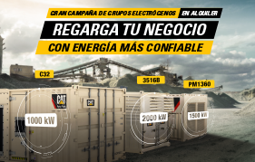 Ferreyros | GE Rental Minería