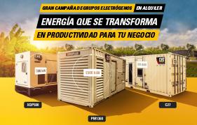 Ferreyros | GE Rental Agroindustria