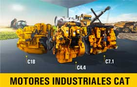 MOTORES INDUSTRIALES CAT