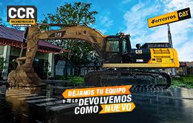 Ferreyros | Reconstrucción certificada Caterpillar